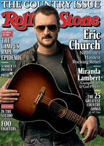 Eric Church RS cover