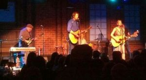 Bruce Robison and Kelly Willis at the Birchmere in Alexandria, VA, 06-06-14