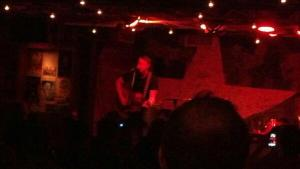 John Fullbright at DC's Hill Country, 06/16/14