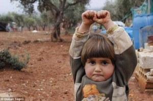 Syrian Girl Osman Sagirli
